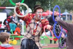 spectacles cirque deambulatoires, festivals