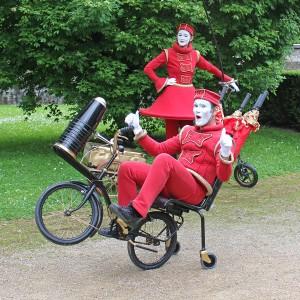 Mobile de Clown