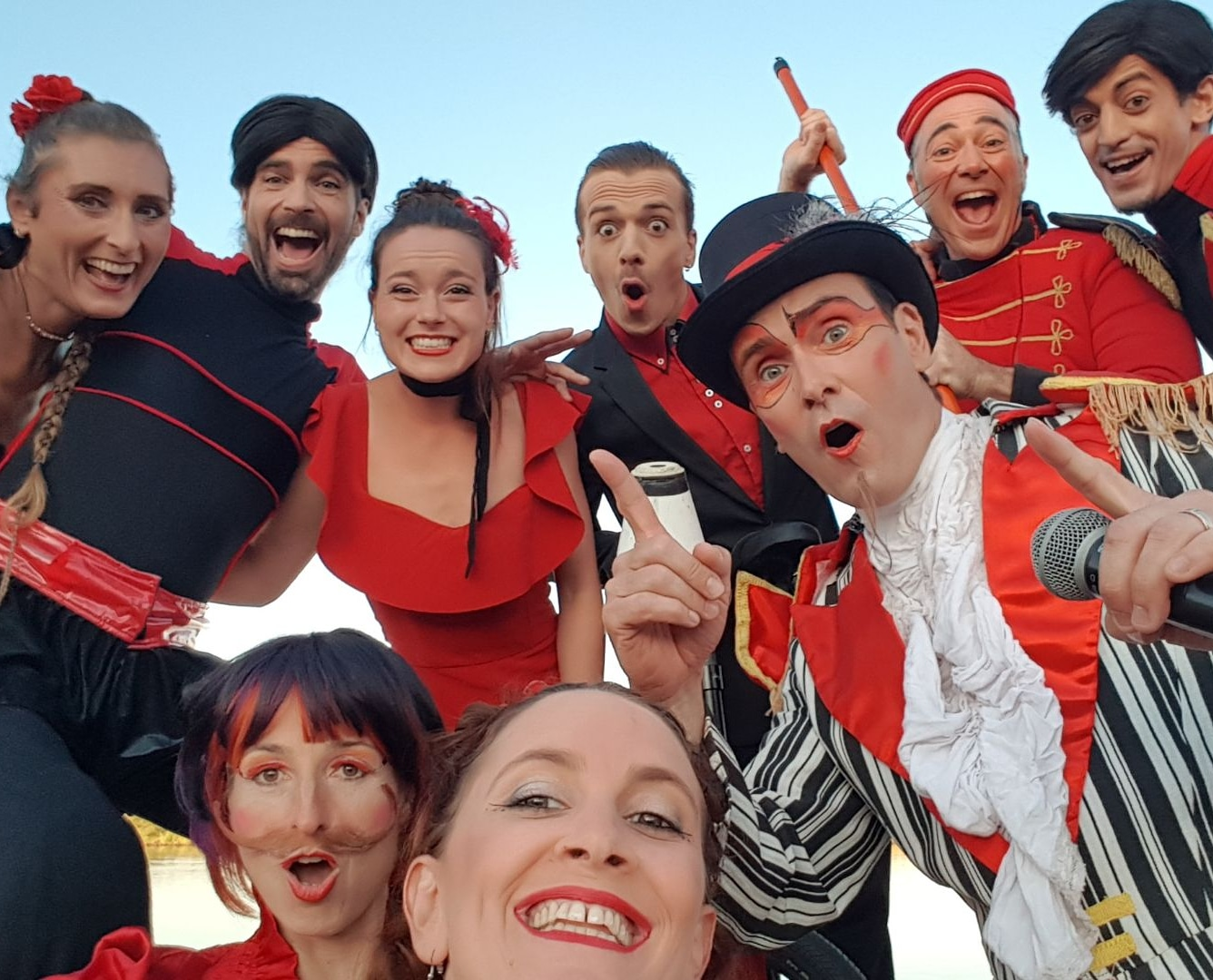 Parade du Cirque Valras
